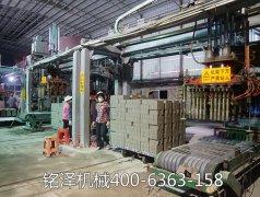 液压制砖机立柱生锈的原因及解决方法