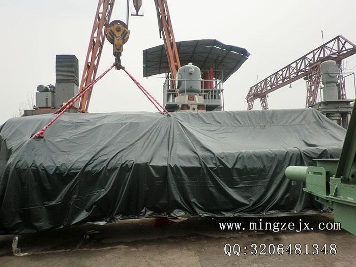 600吨卧式轮轴压装机