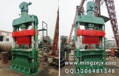 辽宁500吨全自动液压制砖机